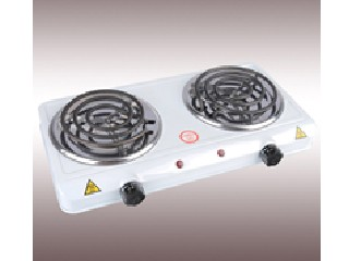 ELECTRIC DOUBLE HOT PLATE   ORDER F-011B
