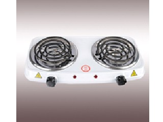 ELECTRIC DOUBLE HOT PLATE   ORDER F-011C