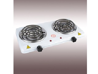 ELECTRIC DOUBLE HOT PLATE   ORDER F-011D
