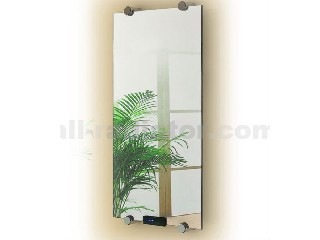 Redwood patent design ! Far Infrared Wall Mounted Mirror Glass Radiator  CG730WE02