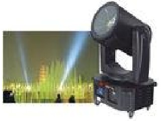 IP 55Moving Head Discolor Outdoor Search Light With CMY Color, DMX512 Control