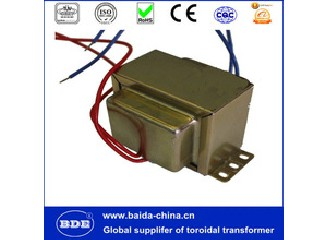 Low frequency EI pure copper transformers 480v to 230V