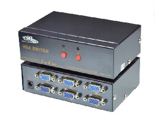 VGA Switch 2 in 4 out (ekl-214)
