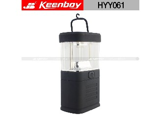 Outdoor 11 LED camping lamp, lantern, hiking, waterproof. HYY061