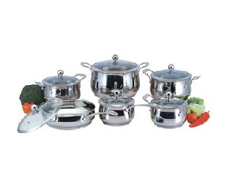 Apple-shaped pot series HFB1203