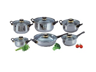 12PCS COOKWARE SET HFB1221
