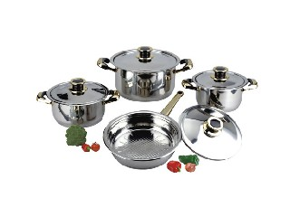 8PCS COOKWARE SET HFB0801