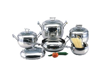 9PCS COOKWARE SET HFB0901