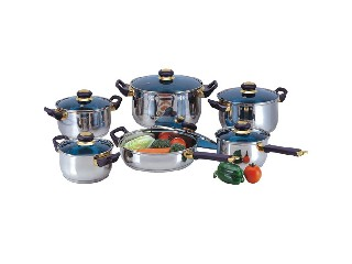 12PCS COOKWARE SET HFB1204
