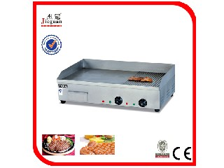 Electric griddle(1/2flat&1/2 grooved)
