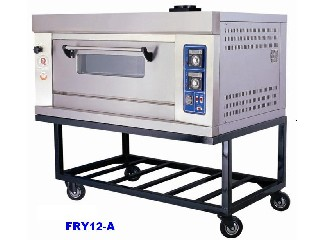 Gas-Firde Food Oven FRY12-A