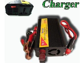 600W Power Inverter with Charger M600CD