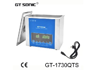 3L digital dental clinic ultrasonic cleaner with degas function 1730QTS