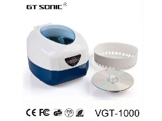 VGT-1000 CD ultrasonic cleaner 750ml