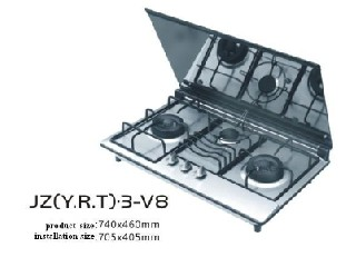 Household gas stoves JZ(Y.R.T)3-V8