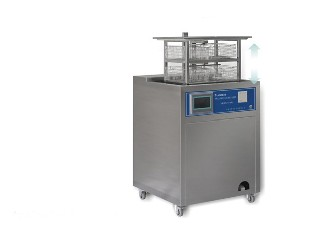 Auto-lifting 3 Frequencies Ultrasonic Cleaner