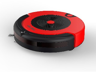 Wet and dry use robot vacuum cleaner