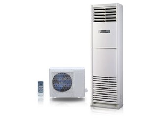 R410a T1 Heating And Cooling DC Inverter Carrier Floor Standing Air Conditioner