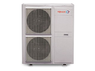 R410a T1 DC Inverter Floor Ceiling Air Conditioner With Heating and Cooling