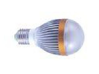 5w 4500lm Led Globe Light Bulb , Low Power 3300k Home Led Light Bulbs