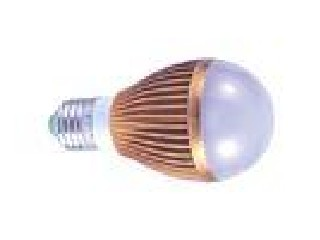 5watt Ultra Bright Led Globe Light Bulb Lighting For Office , Ra 90