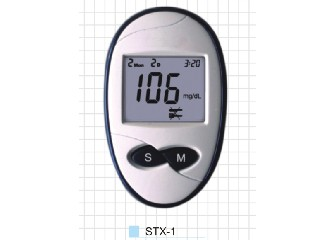 Blood Glucose Meter STX-1