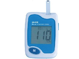 BLOOD GLUCOSE MONITOR AG606