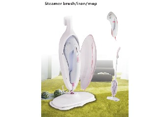 Steamer brush/iron/mop SMTO2G-B119