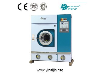10kg, 12kg Dry Cleaning Equipment /Laundry Shop Equipment  YNJ-160FDQII