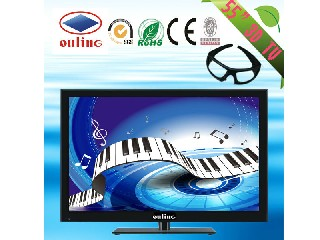 3D TV 1080P Ultra-thin 47inch 55inch made in china  D-05