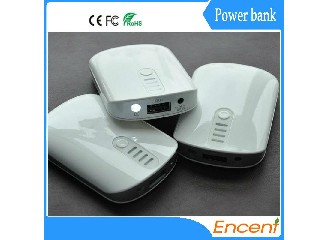 Best quality new phone power bank 5200mAh with led indicator  EC-85
