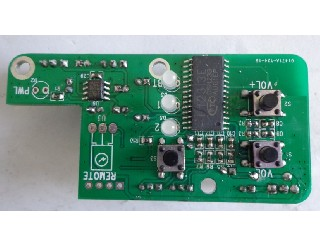 audio source converter board