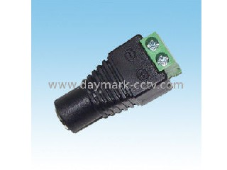 Female DC Power Plug  DCF