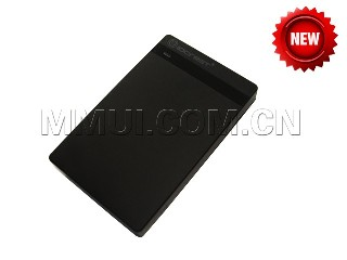 "Tool Free 2.5""Mobile HDD Enclosure,black color SI-ENC25031"