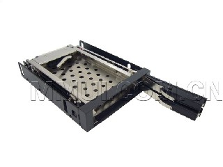"3.5"" Mobile Rack for Two 2.5"" SATA Hard Drives SY-MRA25008"