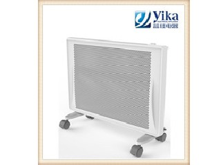 electric metal panel radiation radiator heater cheap 1000W/1500W/2000W YIKA/OEM