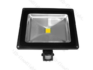 LED Flood Light 85V~265V F30WA-PIR