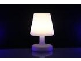 Fireproof Small Living Home Mood Light LED Illuminated Lamp 4GB Flashing