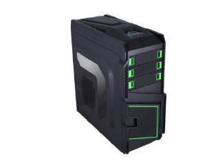 Gaming case A1 GAMING BLACK CASE T11