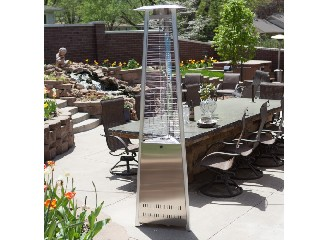 Round Flame Patio Heater/Gas Heater PH 301