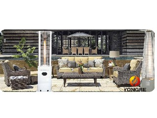Round Flame Patio Heater | Gas Heater PH501