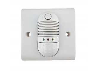 Wall Mounted Home Fire Alarm Detector Embedded Gas Leakage Monitor Alarm System Manufacturer 110 220