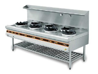 Chinese Cooking Range  ZCH-16