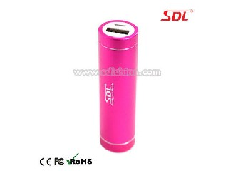 2600mAh Portable Power Bank Power Supply External Battery Pack USB Charger E29