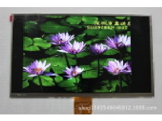 7inch TFT LCD   Resolution:800*480 pixels