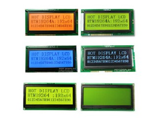 Automotive Electronics  Graphic  LCD  Module