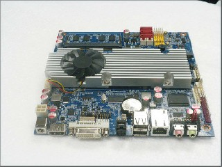 Industrial Control Motherboard TOP45-DVI