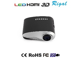 RD-802 home computer mini hd projector,usb SD TV LED projector