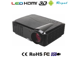 RD-806B  Highlight HD projector export Led projector projection optional built-in Android