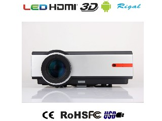 RD-808B  Export 1080P hd projector ,cheaper home theater projector,wite tv vga usb and android.